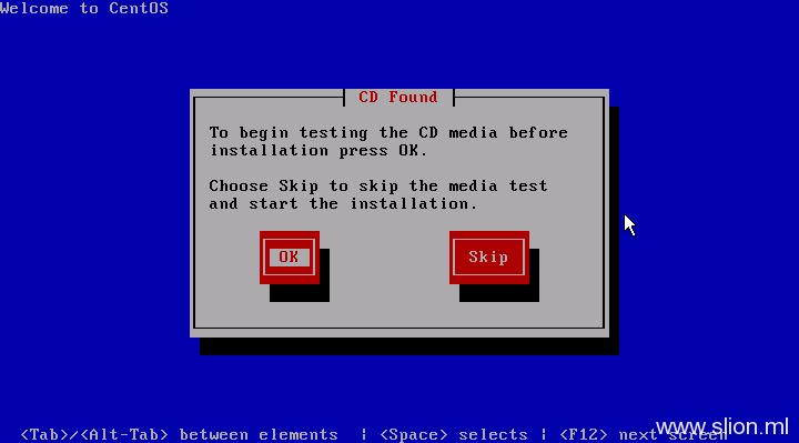 CentOS5.5服务器字符界面/text模式安装 - 4
