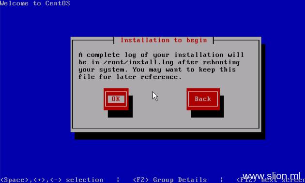 CentOS5.5服务器字符界面/text模式安装 - 30