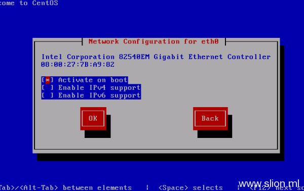 CentOS5.5服务器字符界面/text模式安装 - 16