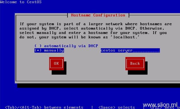 CentOS5.5服务器字符界面/text模式安装 - 22