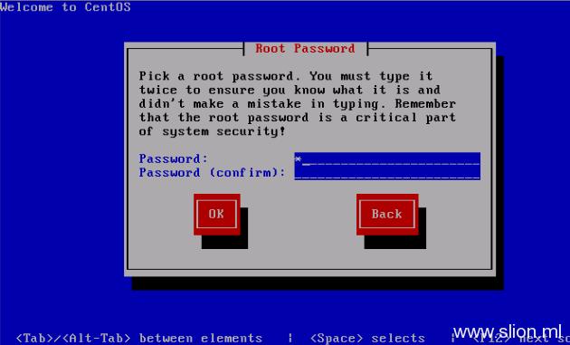 CentOS5.5服务器字符界面/text模式安装 - 26