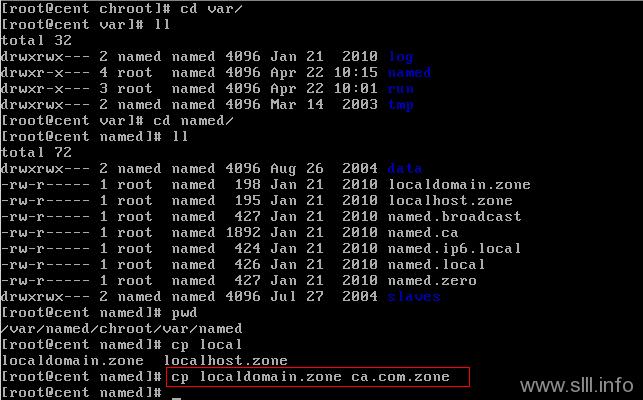 CentOS/Linux域名服务器/DNS配置 - 32