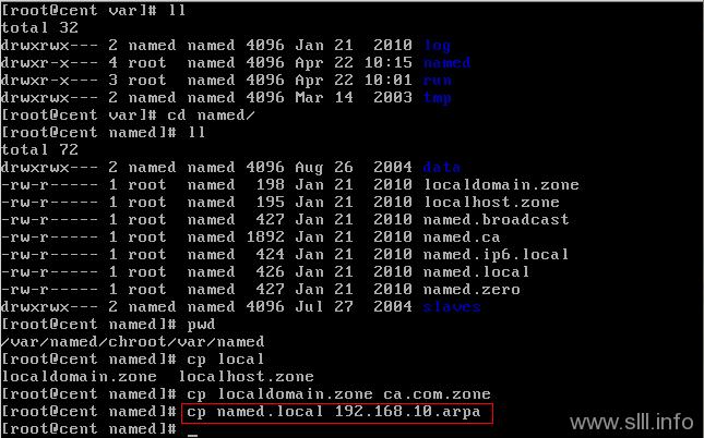 CentOS/Linux域名服务器/DNS配置 - 34