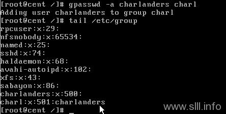 CentOS/Linux基本操作命令学习(下) - 18