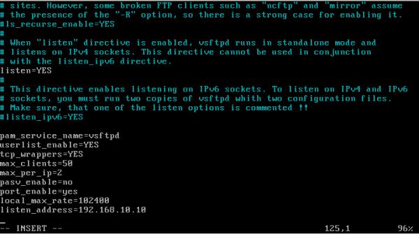 CentOS/Linux VSFTP主被动服务器配置 - 14