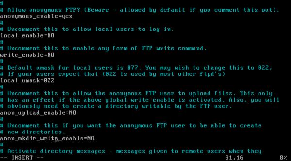 CentOS/Linux VSFTP主被动服务器配置 - 18