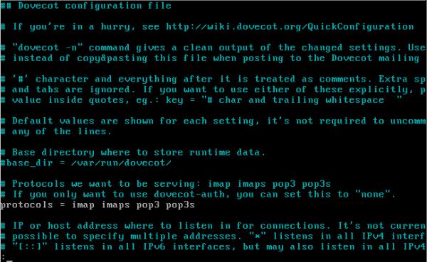 CentOS/Linux配置sendmail邮件服务器 - 12
