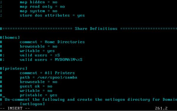CentOS/Linux Samba共享服务简单配置教程 - 10
