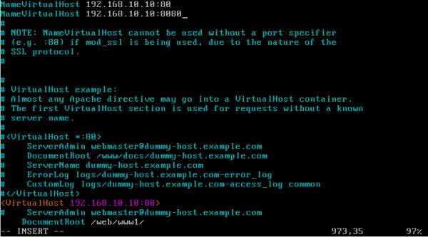 CentOS/Linux HTTPD(WWW)服务器配置 - 10