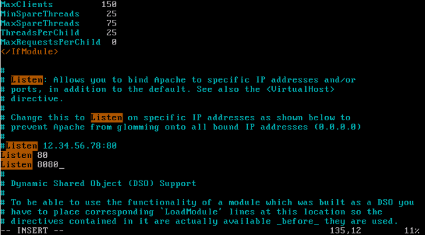 CentOS/Linux HTTPD(WWW)服务器配置 - 12