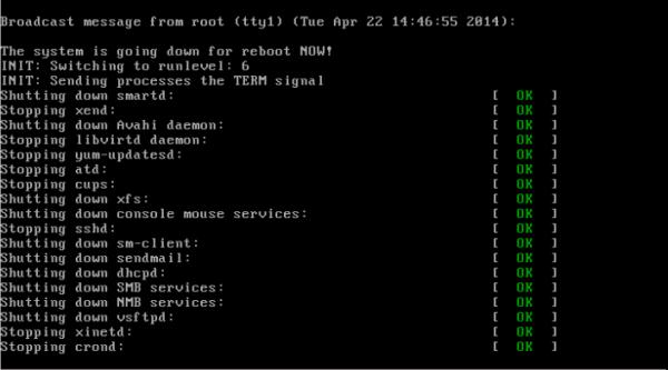CentOS/Linux 用户磁盘配额 - 8