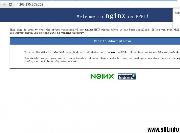 CentOS 6.2搭建mysql+nginx+php平台。 - 2