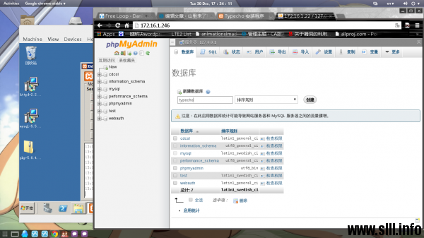XAMPP配置http和mysql环境搭建博客站点 - 18